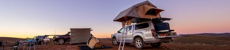 Rooftop Tents - ARB 4x4 Accessories
