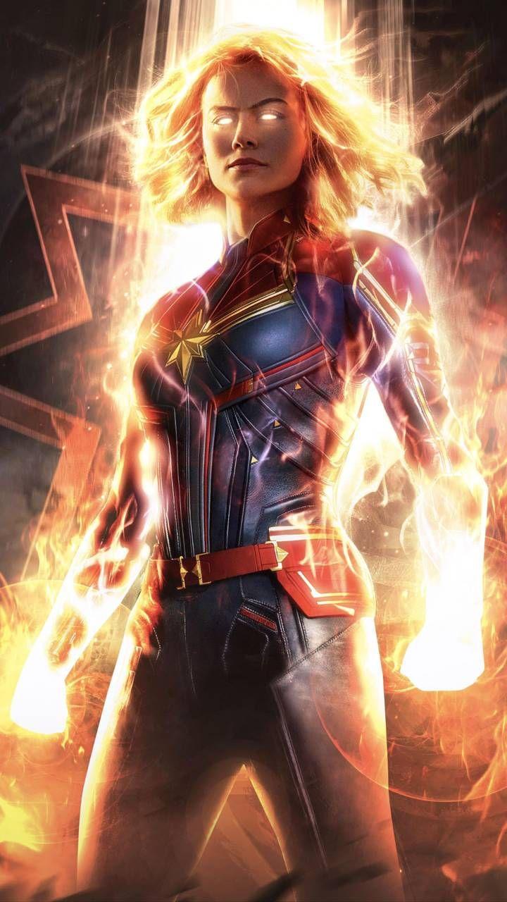 Captain Marvel Wallpaper By Georgekev B5 Free On Zedge