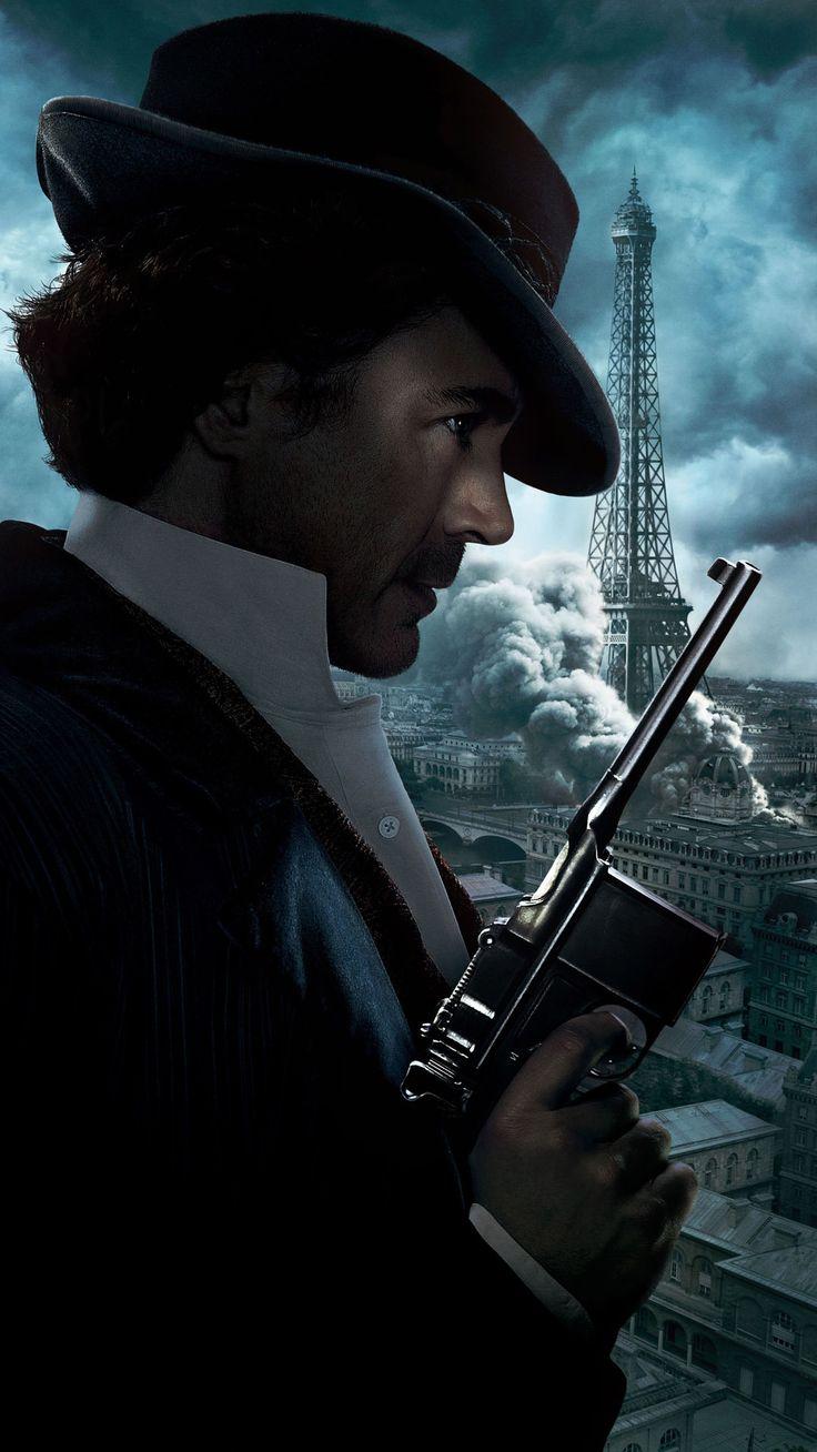 Free Download Sherlock Holmes A Game of Shadows HD Movie Wallpaper