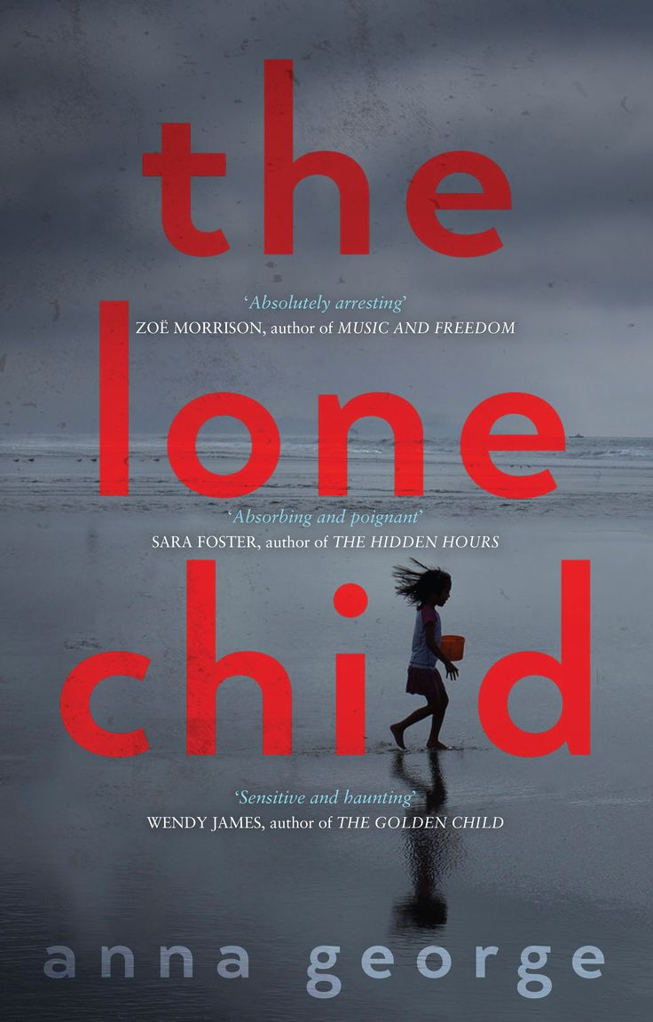 Anna George - The Lone Child / #awordfromJoJo #Fiction #AnnaGeorge