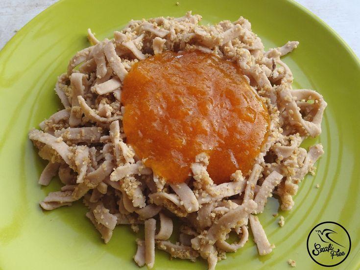 Szafi Free grízes tészta zabdarából (gluténmentes, tejmentes, tojásmentes, VEGÁN)