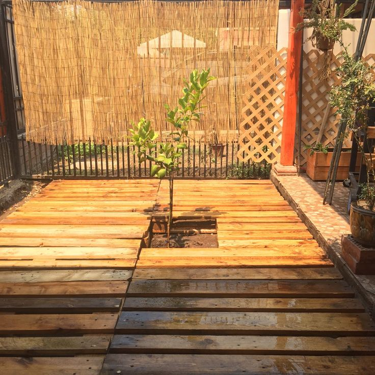 #Deck #Pallets #palet