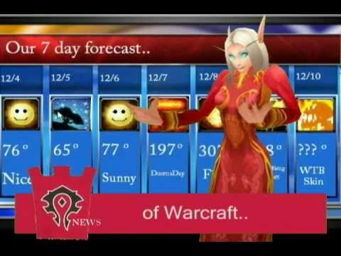 End of the World (Of Warcraft) - Best sound on Amazon: http://www.amazon.com/dp/B015MQEF2K -  http://gaming.tronnixx.com/uncategorized/end-of-the-world-of-warcraft/