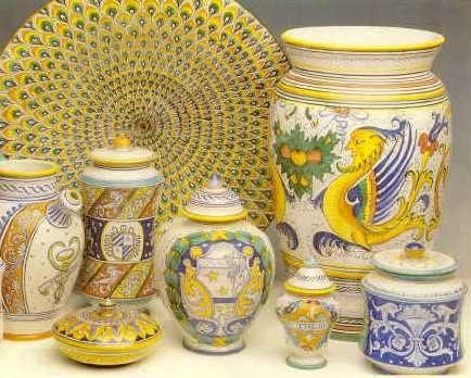 Deruta designs
