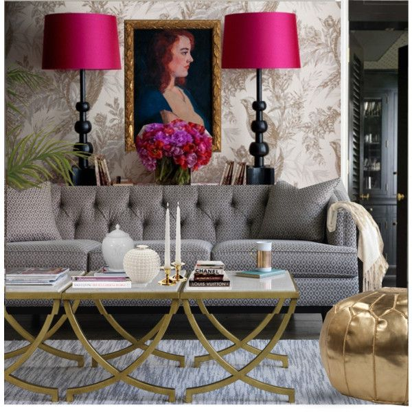 """""""living room"""" by erika-24 on Polyvore"""