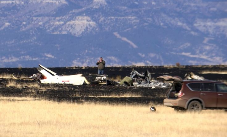 Fox News - The Latest on a helicopter crash in New Mexico that killed five people, including a Zimbabwean opposition leader (all times local): 1:13 p.m.