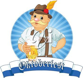1000+ images about Oktoberfest Clipart on Pinterest | Raising ...