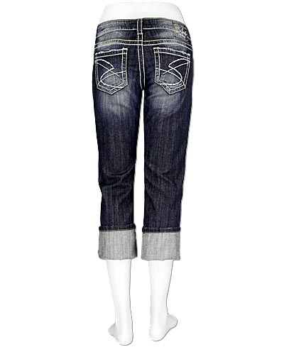 The 11 best images about Silver jeans on Pinterest | Indigo, Capri ...