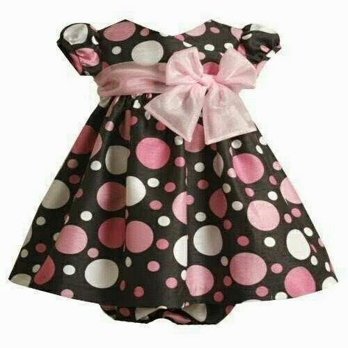 Vestido bebe