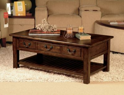 staples coffee table 2