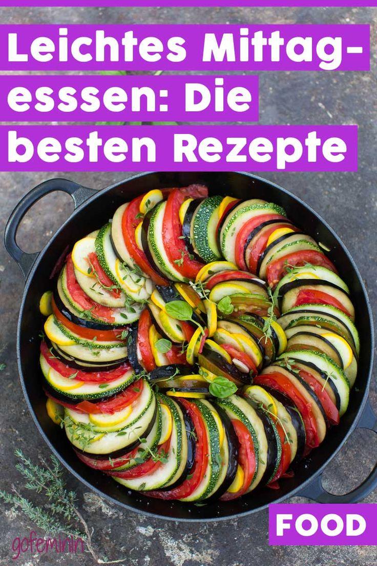 Wenig Kalorien, viel Geschmack! Die besten Rezepte für ein kalorienarmes Mittagessen – gofeminin.de