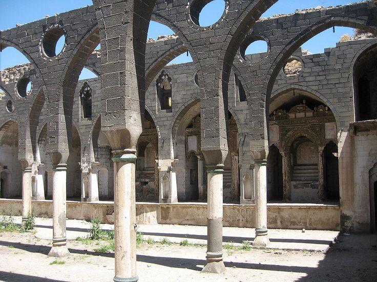 Armenian Church of St. Giragos in Diyarbakir, TURKEY