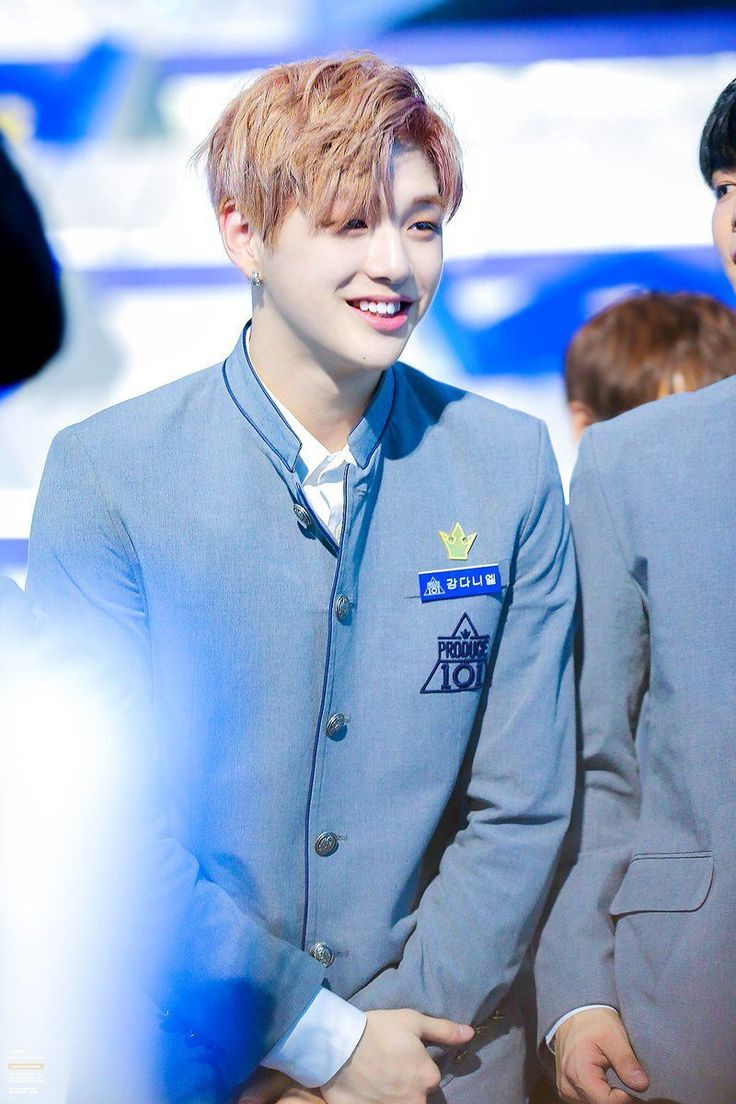 31 Images Of Wanna One's Kang Daniel's Bright Smile That Will Make Everything Just Peachy — Koreaboo