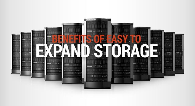 Businesses are continuously growing. Can your storage keep up? https://lnkd.in/f8NaWa9