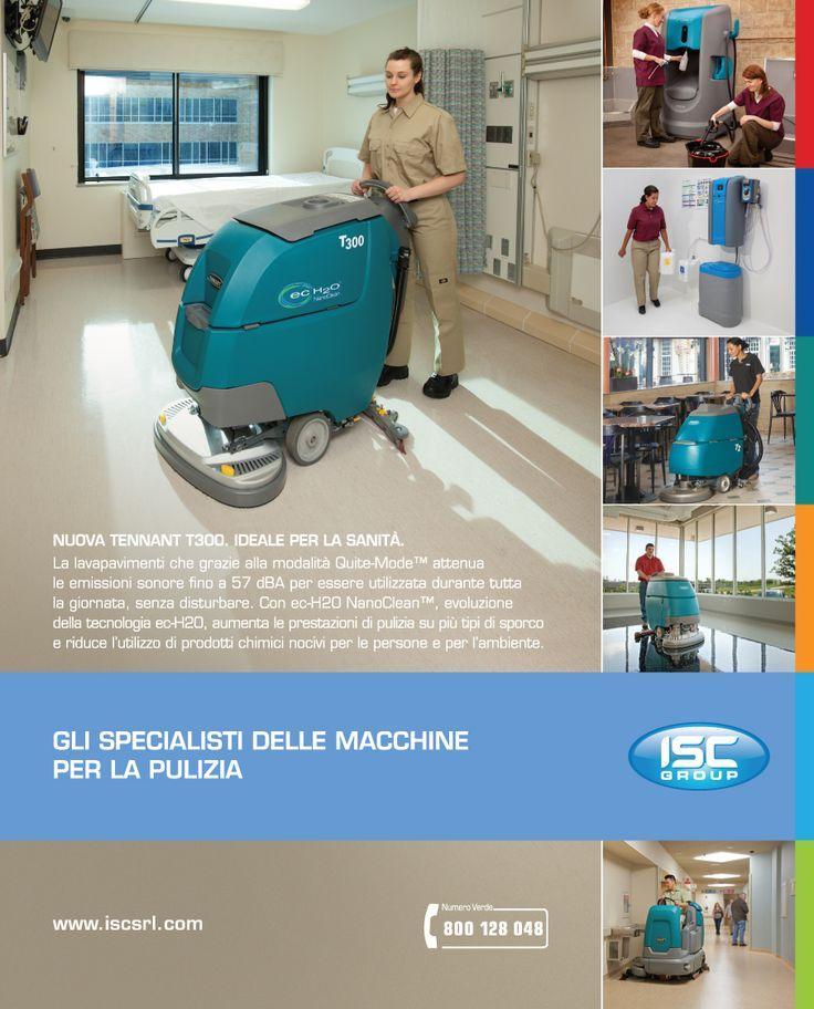Pagina stampa per la magazine di settore GSA Edicom. Target ambiente sanitario e ForumRisk 2015 con il nuovo format aziendale