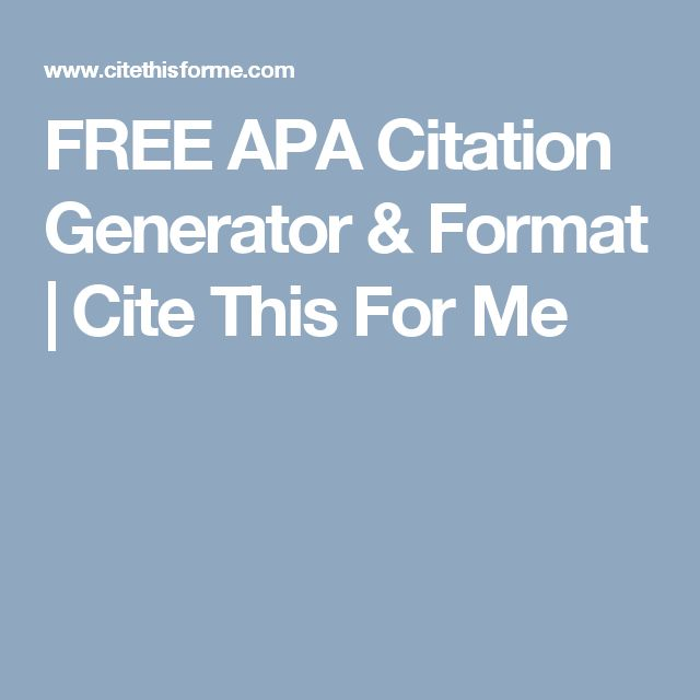 apa maker free