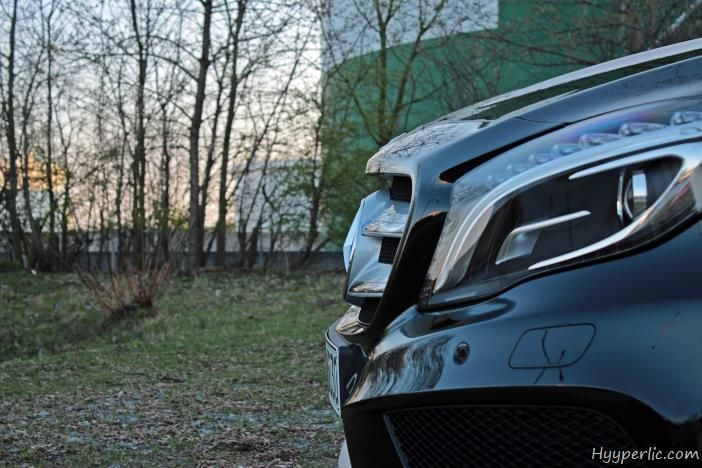 Mercedes-Benz GLA 220 CDI mit AMG Line