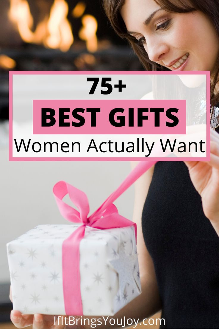 75 gift ideas for women who have everything 2020 in