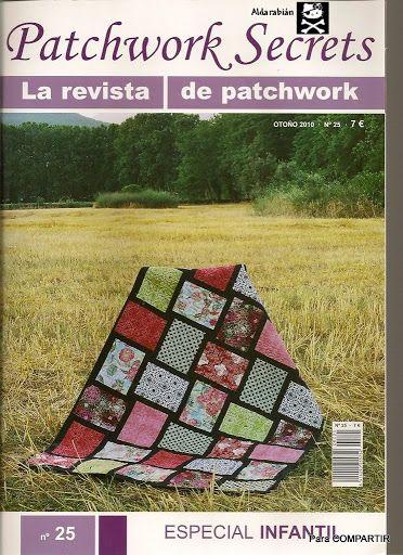 Patchwork Secrets 25 - Majalbarraque M. - Álbumes web de Picasa