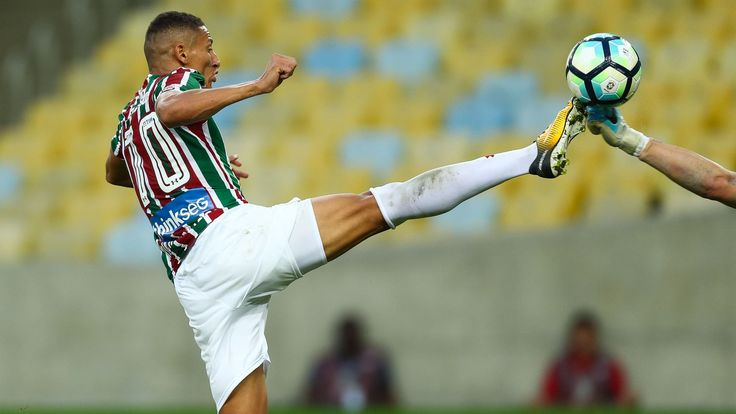Chelsea linked tenuously with Fluminense's Richarlison