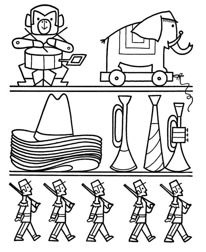christmas toys coloring pages toy store shelves christmas az chitty chitty bang bang pinterest christmas toys