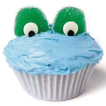 boy cupcake ideas - Google Search