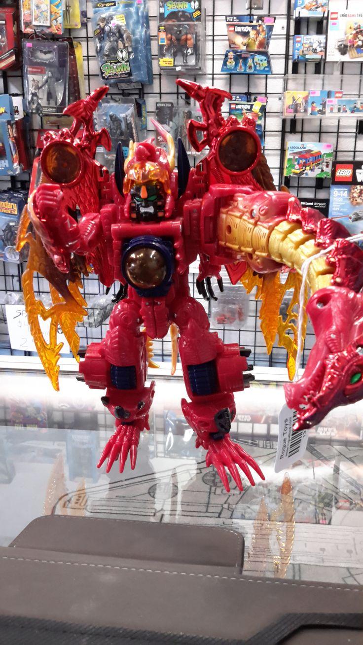 Hasbro Transformers, Beast Wars Trans Metal 2 Megatron