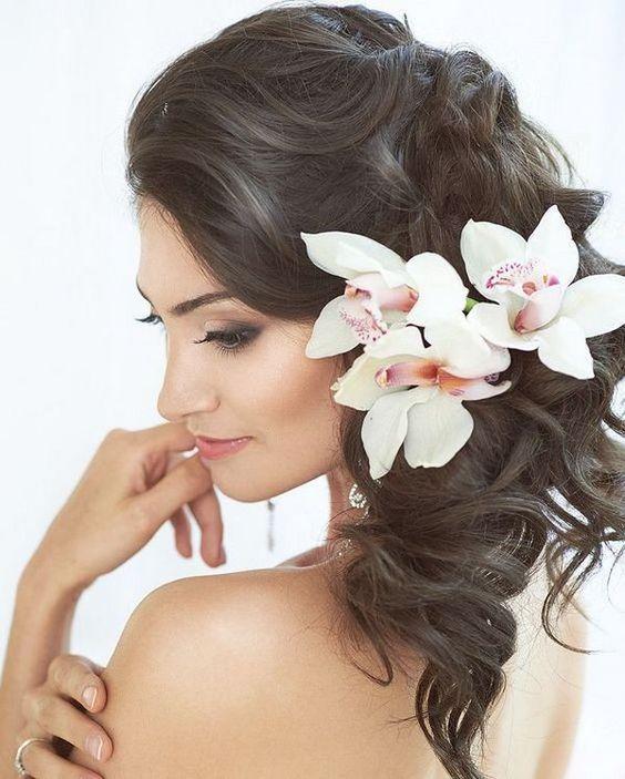 wedding hairstyle idea from Elstile