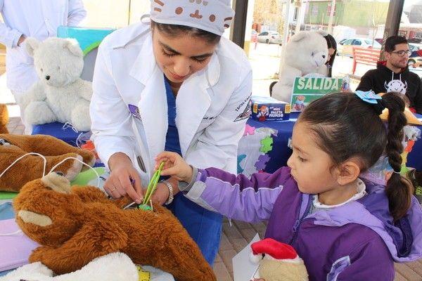 Invita Gobierno Municipal a Feria de Salud en Riberas de Sacramento   El Puntero