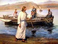 LA BIBLIA DICE: El les dijo:  —Echad la red al lado derecho de la ...
