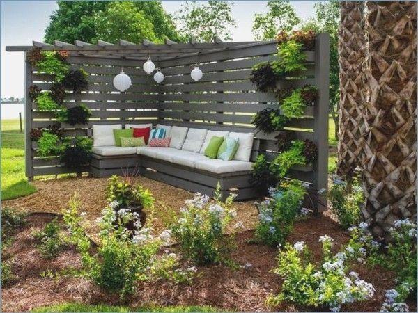 Kleine Sitzecke Garten Kleine Sitzecke Garten Idees De Jardinage Et D Amenagement De Terrasses Les Terrasses En 2020 Idees Jardin Jardin Moderne Amenagement Jardin