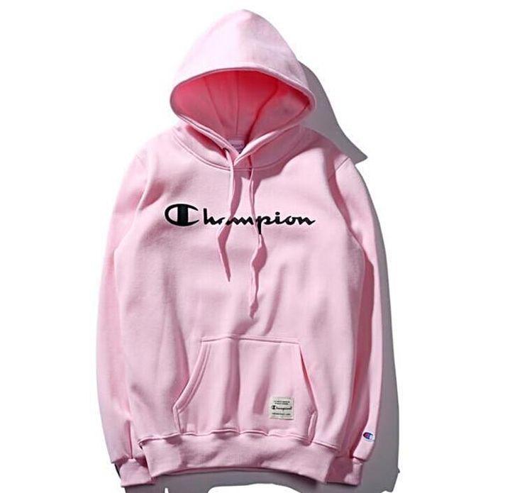 Champion Hoodie (Pink Edition)
