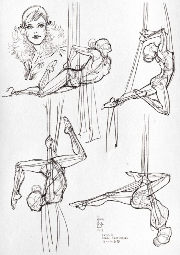 How to Draw the Human Body - Study: Male Body Types Comic / Manga ...