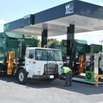 Waste Management Celebrates 100th Natural Gas Fueling Station and Fleet of 6,000 Natural Gas Trucks Across North America