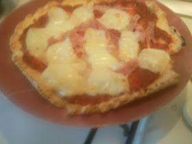 DIETA DUKAN ITALIA : PIZZA AL TOFU