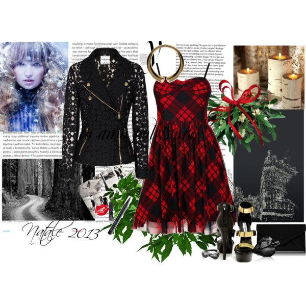 """natale 2013"" by sara-giovannelli on Polyvore"