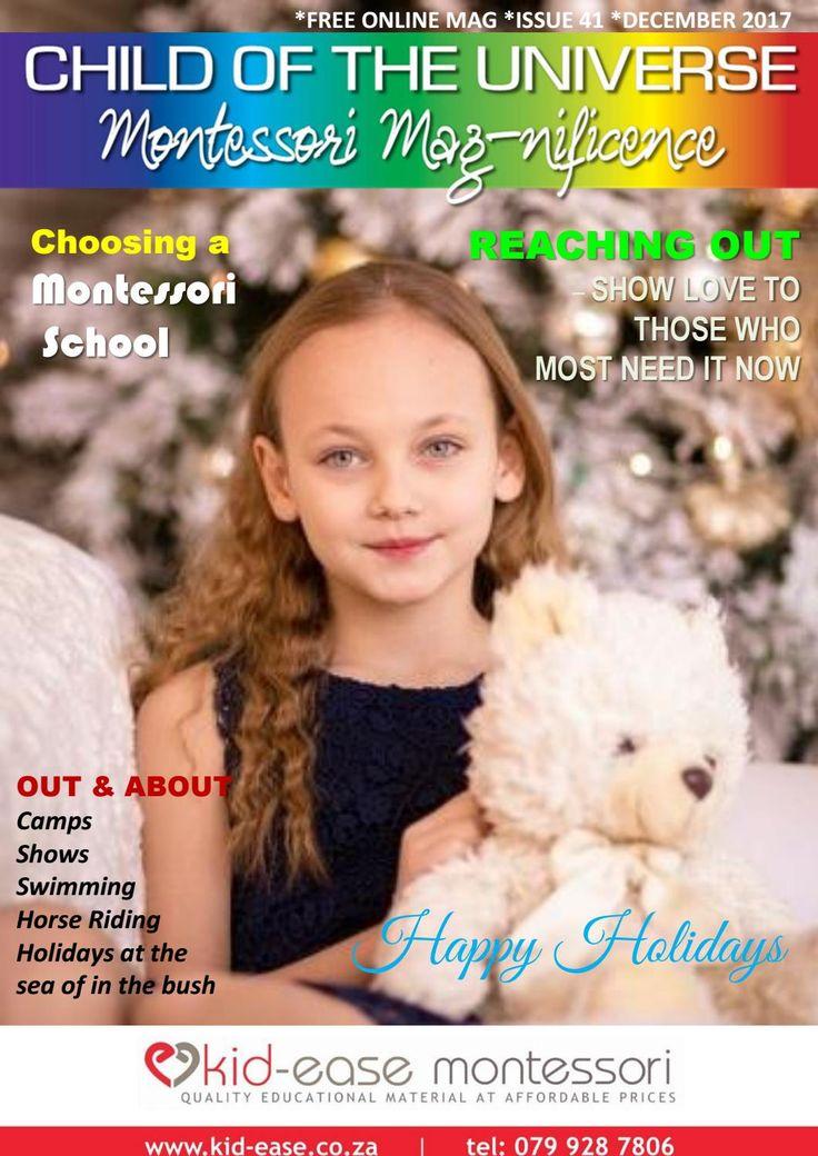 Cotu Montessori issue 41 December 2017