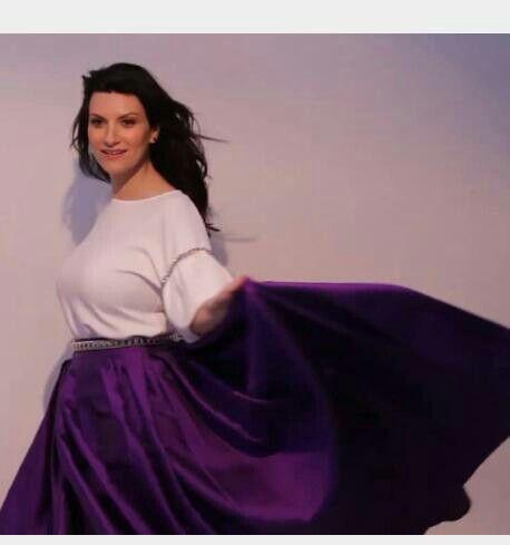 Laura Pausini was born in May 16, 1974 in Solarolo, Italy.
