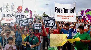Taís Paranhos: Pode haver Greve Geral no Brasil