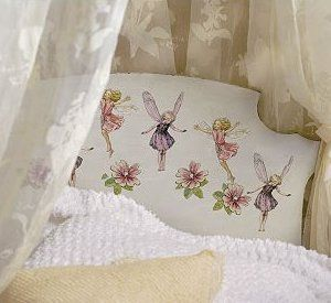Fairy Bedroom Decor 91 best fairies decor images on pinterest | wall stickers, nursery