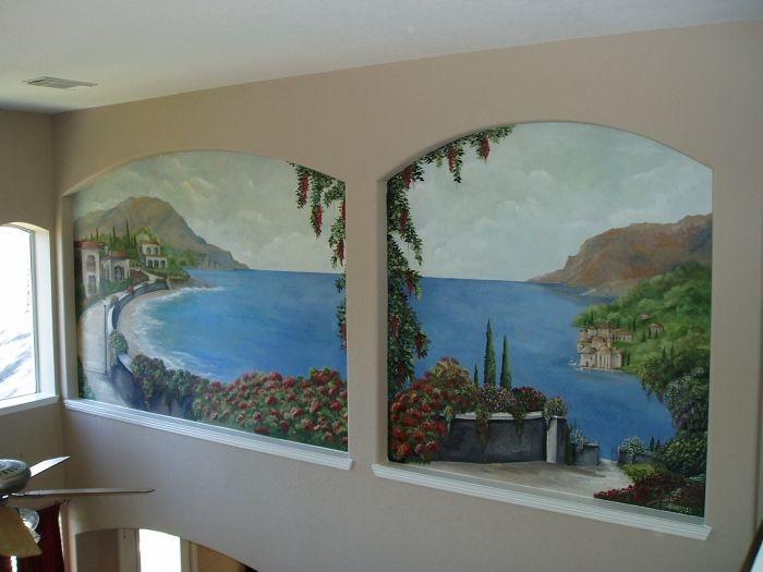 basement idea different landscape though