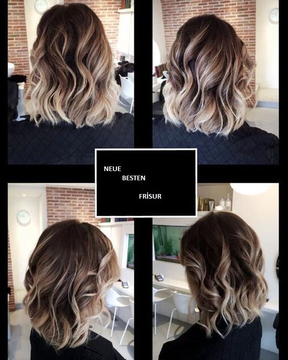 14 Besten Balayage Kurzes Haar 2017 Hair Balayage Kurze Haare