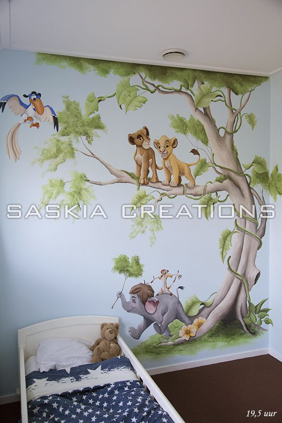 Wandbilder Babyzimmer | Kinderzimmer | Wandtexte Saskia Kreationen