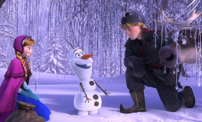 WIN a Frozen Hamper from Disney's Magical Adventures