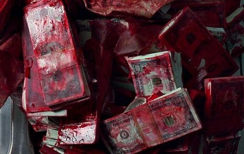 blood money, blood money, how did you afford this ring that i love, honey?