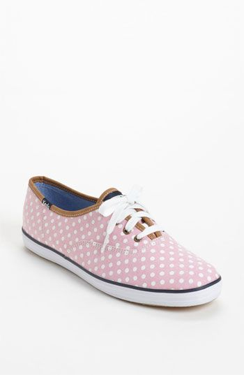keds champion polka dot sneaker - womens