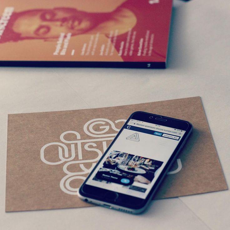 Tumblr Theme #tumblr #theme #tumblrtheme #web #design #portfolio