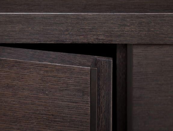 great cabinetry detail