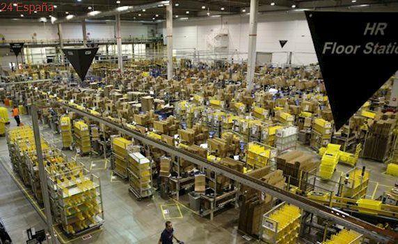 Amazon anuncia su cuarto centro logístico en Cataluña, el sexto de España