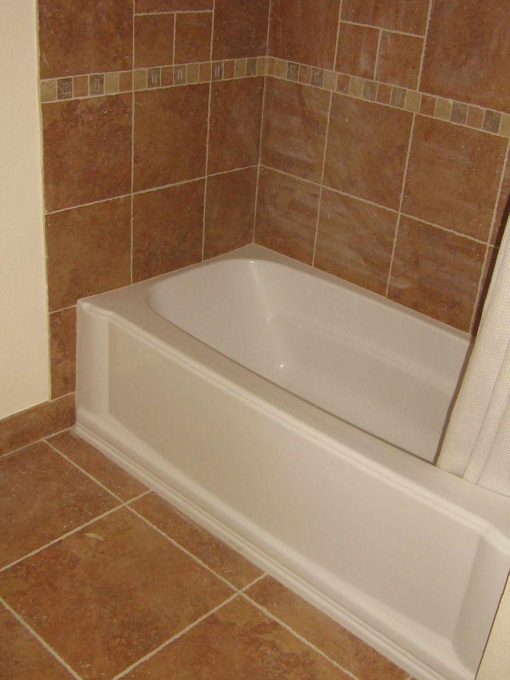Bathroom Tile Around Tub Ideas : Pin by jacklyn chavis on bathroom upgrade
